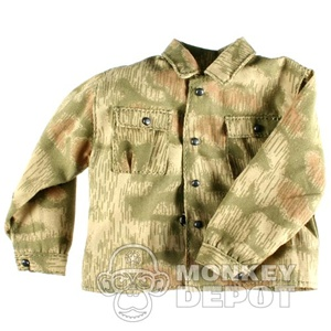 Jacket: Dragon German WWII Marsh Camo Field Made