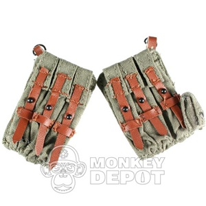 Ammo: Dragon German WWII MP40 Pouch Set