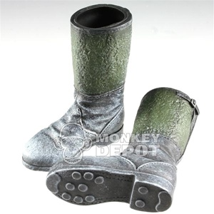 Boots: Dragon German WWII Winter Weathered