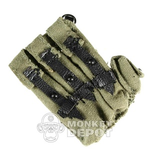 Ammo: Dragon German WWII MP Pouch Left Green