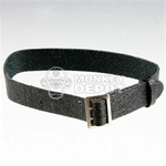 Belt: Dragon German WWII Officer Open Buckled Black