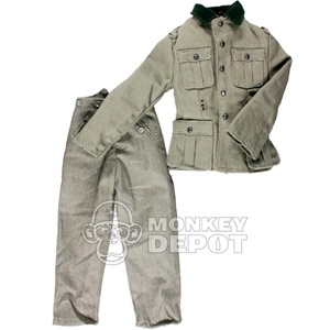 Uniform: Dragon German WWII M36 w/Convertible Collar