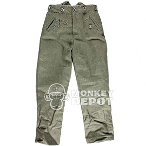 Pants: Dragon German WWII M37 Trousers