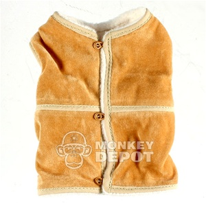 Vest: Dragon German WWII Sheepskin