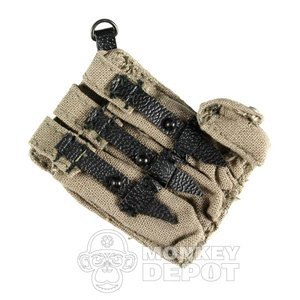 Ammo: Dragon German WWII MP Pouch Green Left