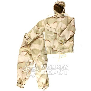 Uniform: Dragon MOPP 3 Color Desert