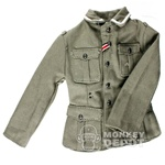 Tunic: Dragon German WWII M40 NCO w/Convertible Collar
