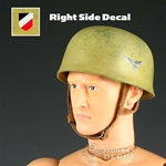 Helmet: Dragon German WWII Fallshirmjager