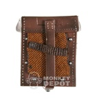 Rool: Dragon German WWII MG Pouch Brown w/Hot Pad