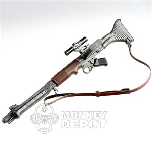 Rifle: Dragon German WWII FG42 First Model w/Scope