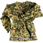 Smock: Dragon German WWII Blurred Edge Spring