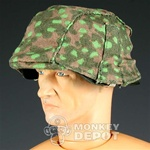 Helmet: Dragon German WWII M42 w/Poly Spot Spring Cover
