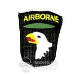Insignia: Dragon US WWII 101st Airborne Patch