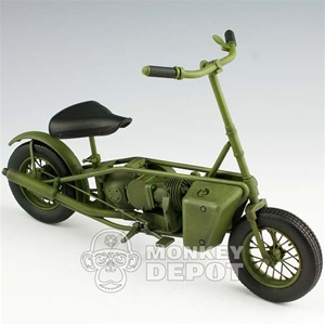 Vechicle: Dragon British WWII Welbike