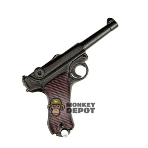 Pistol: Dragon German WWII Luger