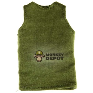 Shirt: Dragon US WWII Tank Top Green