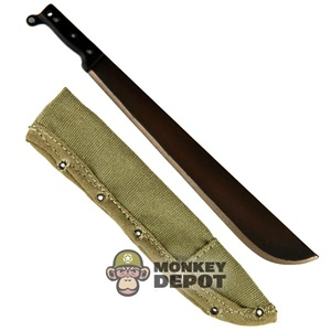 Tool: Dragon US WWII Machete w/Sheath