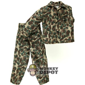 Fatigues: Dragon US WWII USMC M1941 HBT Camo