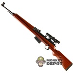 Rifle: Dragon German WWII G43 Sniper Version