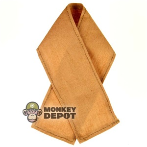 Scarf: Dragon German WWII Tan