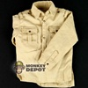 Shirt: Dragon German WWII Pullover Tan