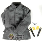 Tunic: Dragon German WWII Luftwaffe Fallshirmjager Insignia