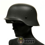 Helmet: Dragon WWII German M42 Metal Plain