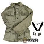 Tunic: Dragon WWII German M42 SS Totenkopf