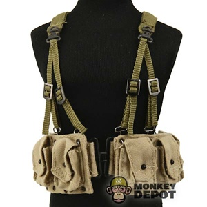 Belt: Dragon US WWII BAR w/M36 Suspenders