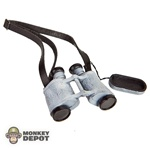 Binoculars: Dragon German WWII White
