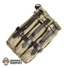 Pouch: Dragon German WWII MP40 Right Side
