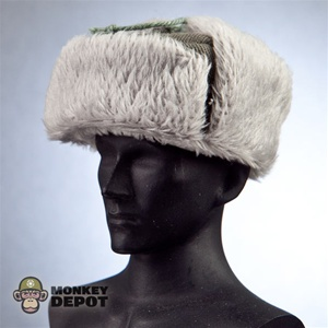 Hat: Dragon German WWII Winter Flap