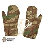Gloves: Dragon German WWII Splinter Mittens