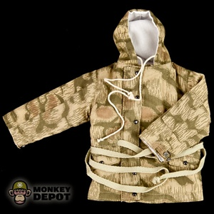 Jacket: Dragon German WWII Winter Marsh Pattern Reversible