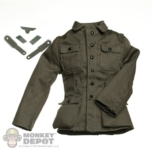 Tunic: Dragon German WWII M1942 w/Insignia