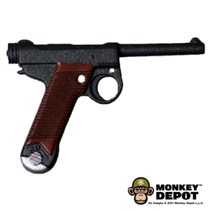 Pistol: Dragon Japanese WWII Type 14 Nambu