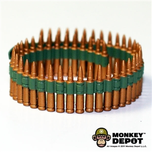 Ammo: Dragon US WWII MG Belt (Plastic)