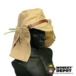 Hat: Dragon Japanese WWII Military Cap W/ Flaps