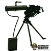 Rifle: Dragon US WWII M1917 Water Cooled Browning W/ Tripod