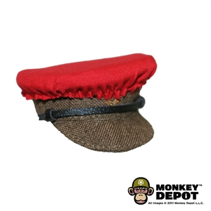 Hat: Dragon British WWII RMP Redcap