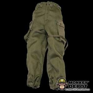 Pants: Dragon US WWII M1942 Jump Pants