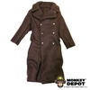 Coat: Dragon British WWII Wool Overcoat
