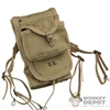 Pack: Dragon US WWII M1928 Haversack w/Meatcan Pouch