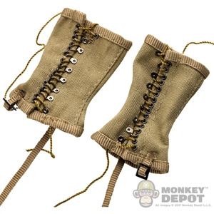 Leggings: Dragon US WWII M1938 Dismounted