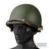 Helmet: Dragon US WWII M1 Detailed Liner Version (Plastic)