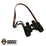 Binoculars: Dragon French WWII w/ Brown Strap