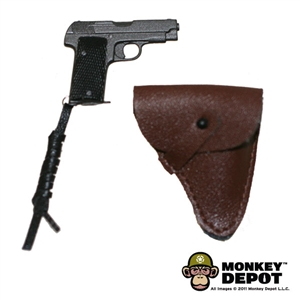 "Pistol: Dragon French WWII ""Ruby"" Pistolet Automatique"