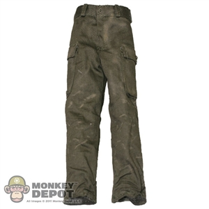 Pants: Dragon US WWII HBT Trousers