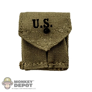 Pouch: Dragon US WWII M1923 2 Mag