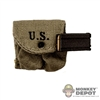Pouch: Dragon US WWII M1 Carbine .30 Cal 2 Mag